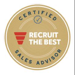 Certified Sales Advisor
